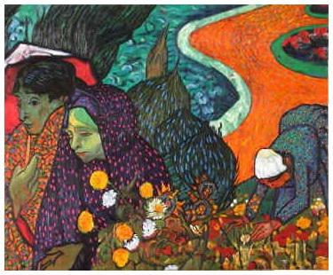 Reproduction D 39 Apr S Copie De Souvenir Du Jardin